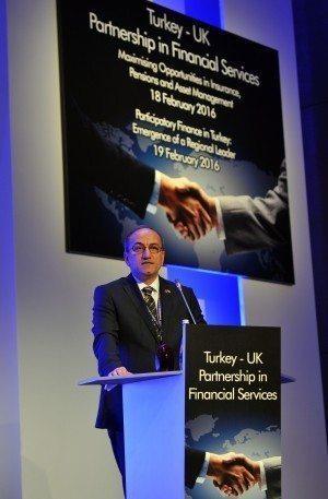 Finansal hizmetlerde Türkiye ve Birleşik Krallık işbirliği