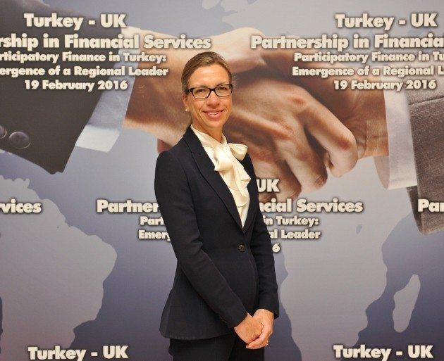 TheCityUK İslami Finans Pazarı Danışma Grubu Başkanı Stella Cox