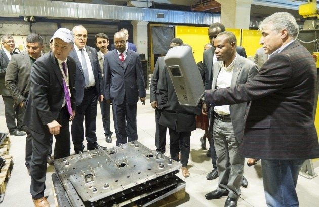 Afrika enerji pazarı yarışını Türkiye kazandı