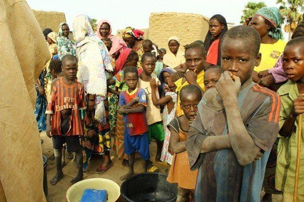 Afrika'da su kuyunuz olsun ister misiniz?