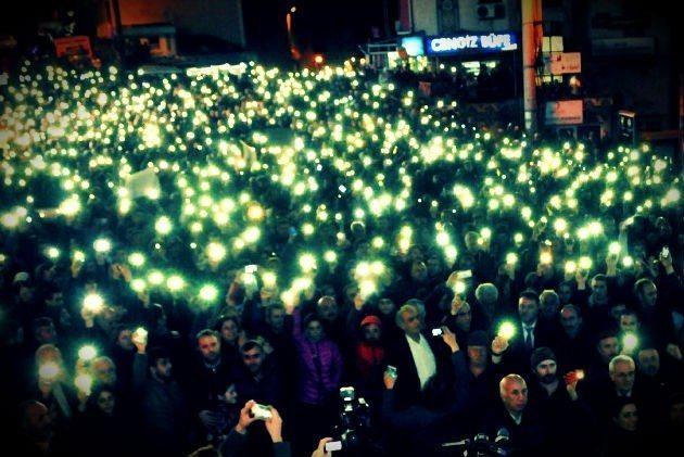 artvin cerattepe maden yusufeli hes protestosu valilik giriş çıkışları yasakladı