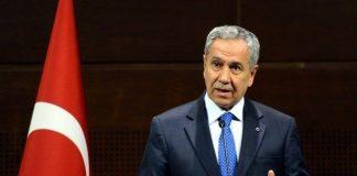 bülent arınç twitter erdoğan mesajı