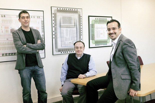 gözyaşından kanser teşhisi Boğaziçi Üniversitesi Elektrik - Elektronik Mühendisliği Bölümü öğretim üyeleri Prof. Günhan Dündar, Doç. Arda Deniz Yalçınkaya ve Doç. Hamdi Torun
