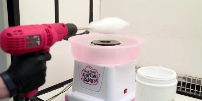 Pamuk şekeri makinesinden suni organlara açılan yol