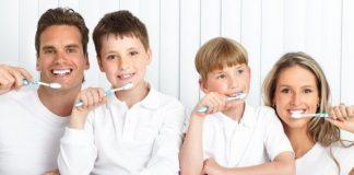 Anne babalara çocukların diş bakımı için 4 öneri