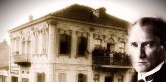 Eleni Karinte ve Mustafa Kemal Atatürk aşkı manastır makedonya