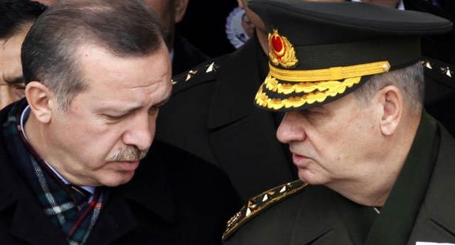 erdoğan ilker başbuğ vesayet ordu tsk sivil irade