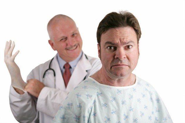 Erkeklerde prostat muayenesi neden yapılır?