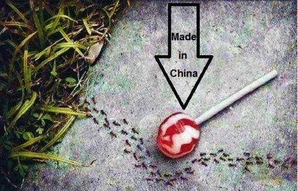 çin ablukası çin mali yapımı ürün ihracatı
