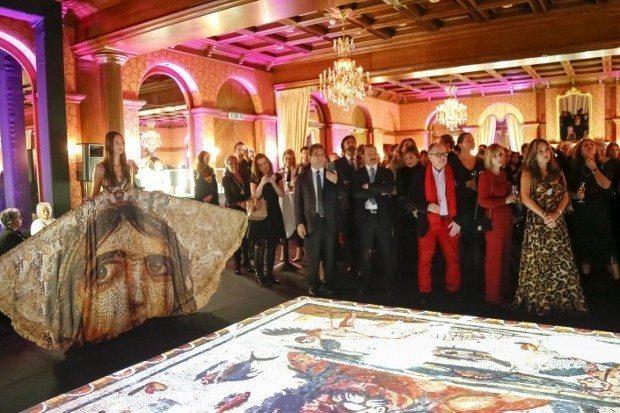 Mozaik Yolu Projesi İsviçre'de tanıtıldı
