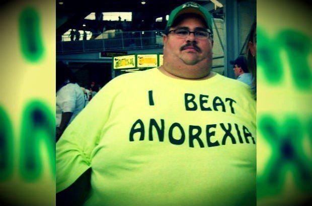 obezite kanser i beat anorexia Anoreksiya yense kanseri yenemiyor