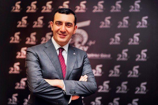 PAGEV-PAGÇEV Yönetim Kurulu Başkanı Yavuz Eroğlu,