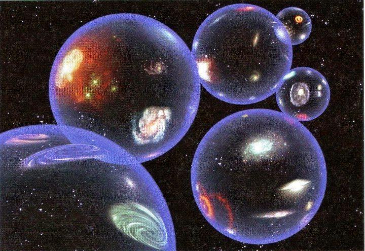 Paralel yaşam: paralel evren ve eşizler boyutlar kuantum