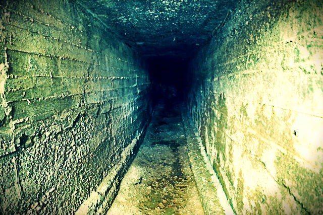 İhanet Tünelleri 36 kilometre uzunluğunda