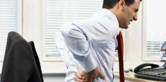 Sırt ağrısı için ne yapmalı