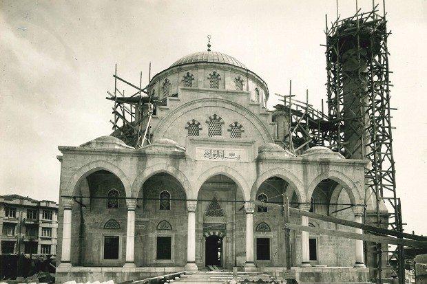Şişli Camii: Erken Cumhuriyet Döneminde Bir Osmanlı Yapısı