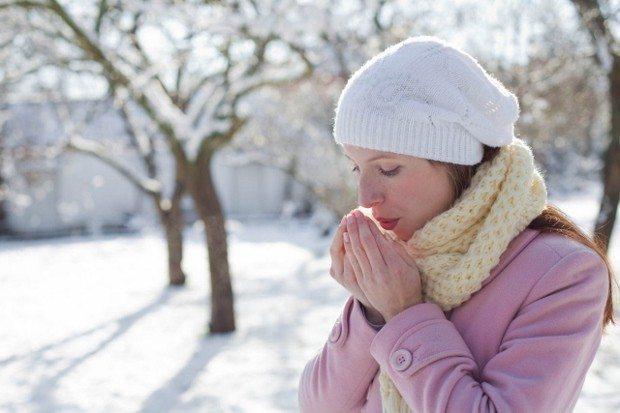 soğuk algınlığı kış grip bronşit