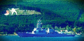 HMS Herkes mi Majestelerini Sever Türkiye Cumhuriyeti Gemisi TCG donanma