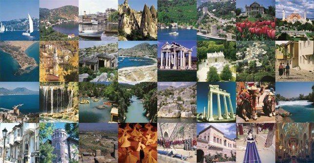 Türk Turizmi özgeçmişi gelişimi ve bugün