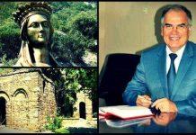 İzmir'de yapılması planlanan Meryem Ana heykeli için Selçuk Belediyesi'ni hedef alan Takvim gazetesi belediyeyi CHP'li sandığı için eleştirmiş.