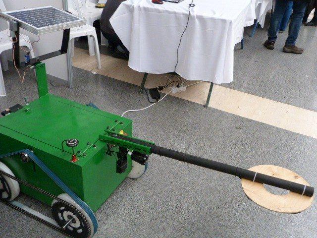 Atlas'tan, ODTÜ Robot Günleri İzlenimlerine
