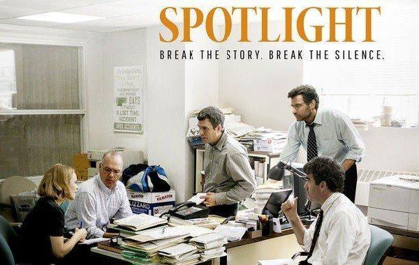 Spotlight Bir kereden de bir şey olur kapak