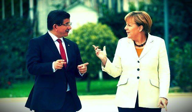 AB ile Türkiye'nin mülteci pazarlığında 5 madde merkel davutoğlu hollande
