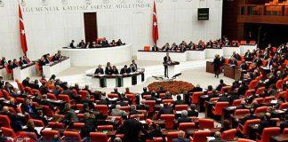AK Parti, CHP ve MHP'den ortak deklarasyon