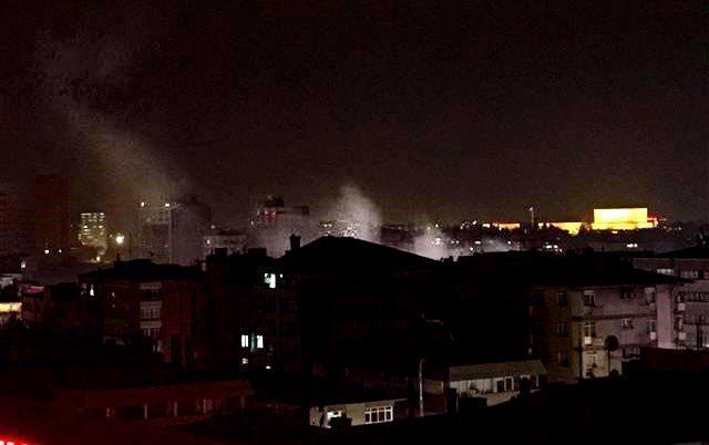 Ankara patlamasında son durum: 37 ölü, 15'i ağır 71 yaralı.