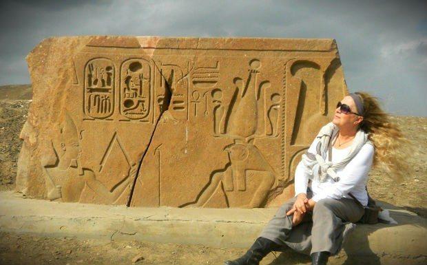 Atlantis'in sonu Mısır'ın başlangıcı: Sais Tapınağı