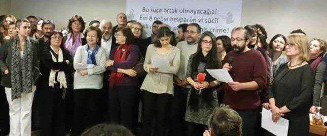 barış için akademisyenler bildirisi Prof. Dr. Aysel Dereli'nin savcılık savunması