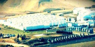 DAEŞ'den Başika Kampı'na saldırı girişimi