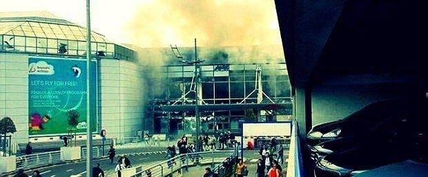 belçika brüksel havalimanı patlama