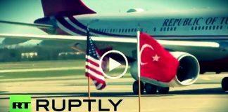 cumhurbaşkanı erdoğan abd washington ziyareti protokol rezaleti