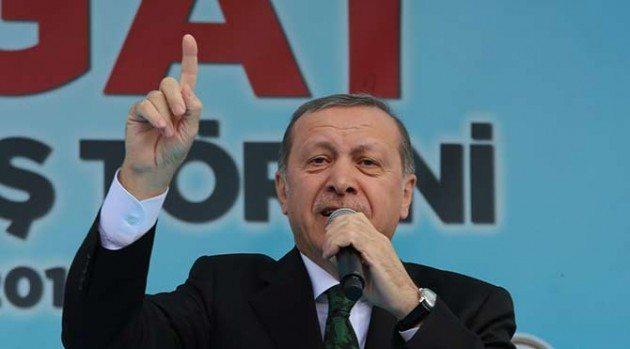 Cumhurbaşkanı Erdoğan'dan konsoloslara: Siz kimsiniz?