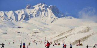 Bu kış kayak severlerin en çok tercih ettiği kayak merkezi Ocak ayındaki en yüksek bilet satış rakamını yakalayan Kayseri Erciyes oldu.