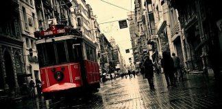 istanbul terör alarmı istiklal caddesi patlama taksim