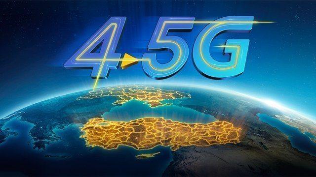 4.5g internet binali yıldırım