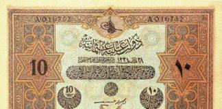 """Nümismat Mehmet S. Tezçakın koleksiyonundan """"Tarihimizde Kağıt Paralar"""" sergisi 14 Mart'ta Moda Deniz Kulübü'nde açılacak."""