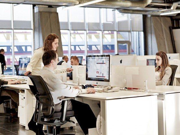 Ofis çalışma masanız sağlığınızı riske sokmasın