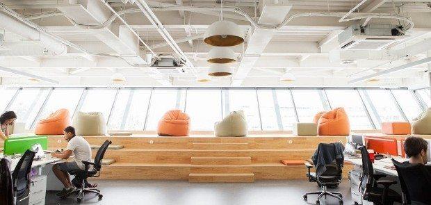 Ofis değişikliği çalışanların şirketteki ömrünü uzatıyor
