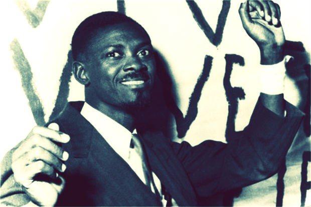 Patrice Lumumba, tüm kaynaklarına el konularak sömürülen ve açlığın pençesine bırakılan Afrika'nın bağımsızlık adına direnen lideri...