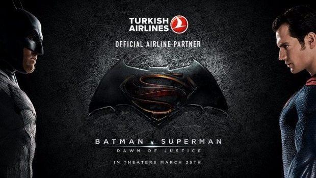 Cumhurbaşkanı Erdoğan, THY Yönetim Kurulu Başkanı İlker Aycı'ya Türk Hava Yolları'nın sponsor olduğu Batman v Superman filmini sordu.