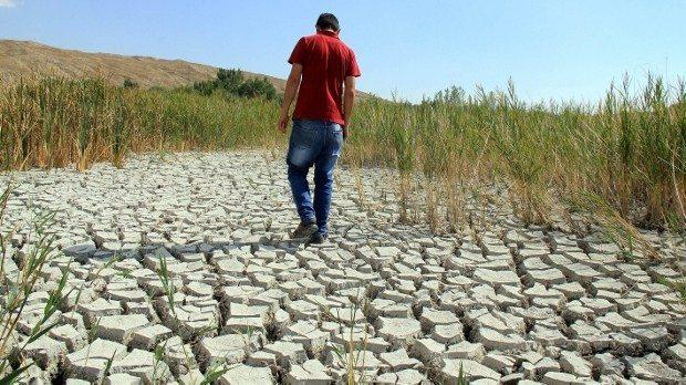 türkiye çölleşme kuraklık artıyor