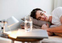 Uykudan önce su içmek zararlı mı?