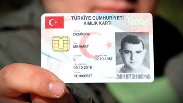 çipli yeni kimlik kartı almak için hangi belgeler gerekli?