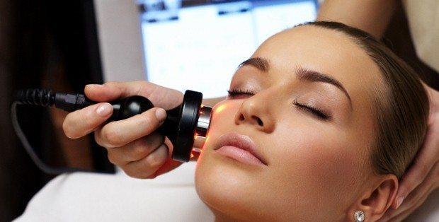 Yüzdeki kılcal damar tedavisi nasıl yapılır lazer cilt bakımı güzellik