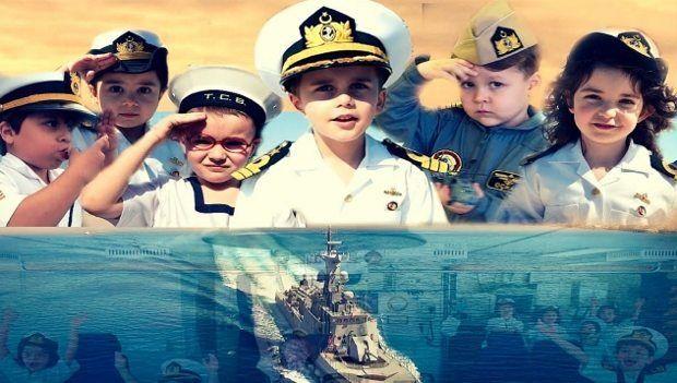 23 nisan denizde bayram tsk genelkurmay çocuklara özel klip