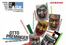 İstanbul Film Festivali 7 Nisan'da başlıyor