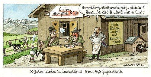Böhmermann'ın Almanya'da sebep olduğu Erdoğan mizahı krizi